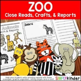 Zoo Research with Zoo Crafts