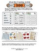 Zoo Counting / Number Activity Set