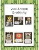 Zoo Craftivity