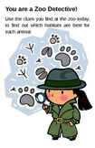 Zoo Detective: Learning about Habitats