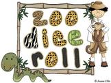 Zoo Dice Roll