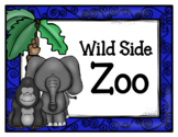 Zoo/Zookeeper (Dramatic Play)