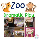 Zoo Dramatic Play for Early Childhood
