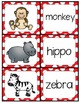 Zoo Emergent Reader & Printables