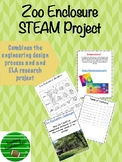 Zoo Enclosure STEAM Unit and Project