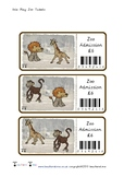 Zoo Entry Tickets