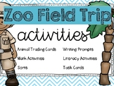 Zoo Field Trip Activities