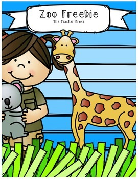 Zoo Field Trip Activities and Centers