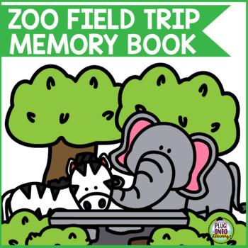 Zoo Field Trip: Memory Book