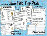 Zoo Field Trip Pack