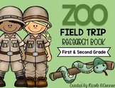 Zoo Field Trip Research Book