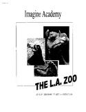 Zoo Field Trip Science Log Lesson