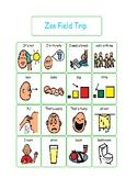 Zoo Field Trip Speech/Autism Visual