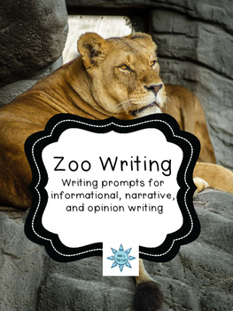 Zoo Field Trip Writing
