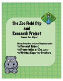 Zoo Field Trip and Research Project