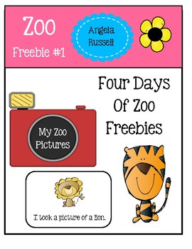 Zoo Freebie #1