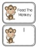 Zoo Freebie #3 ~ Feed The Monkey
