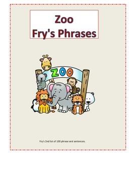 Zoo Fry's Phrases