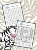 Zoo Unit - Fun Activity Sheets