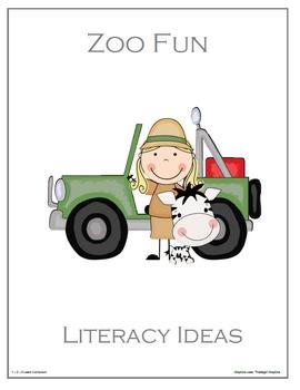 Zoo Fun Literacy Activities