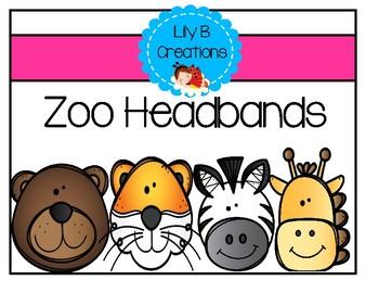 Zoo Headbands