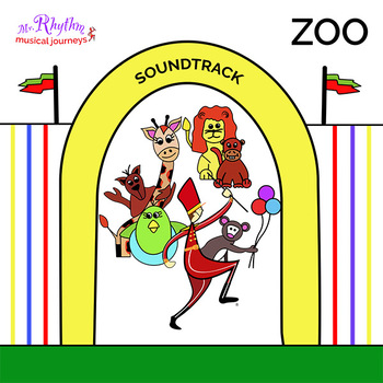Zoo Holiday Songs - Instant Download