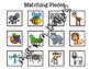 Zoo and Insect Sorting File Folder Game for Early Childhood Special Education