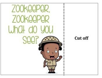 Zoo Interactive Book
