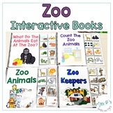 Zoo Interactive Books