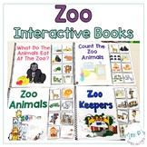 Zoo Interactive Books