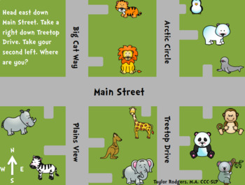 Zoo Language Pack