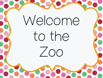 Zoo Learning Centers