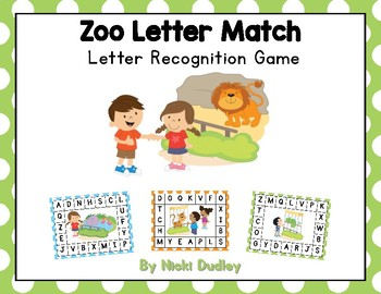 Zoo Letter Match