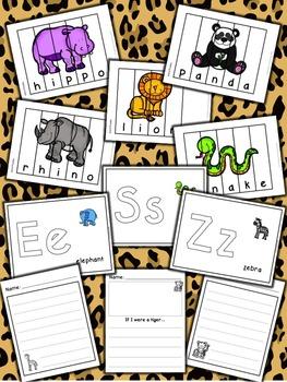 Zoo Literacy Activities