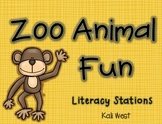 Zoo Literacy Activities