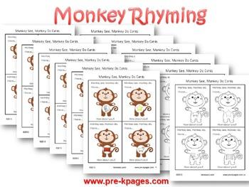 Zoo Literacy Activities for Pre-K and Kindergarten