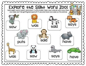 Zoo Literacy Centers