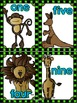 Zoo Literacy Game Pack