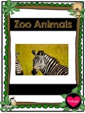 Zoo Literacy Unit