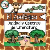 Zoo Literacy Unit in **SPANISH**