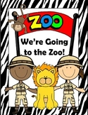 Zoo Literacy and Math Fun
