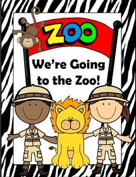 Zoo Literacy and Math Fun