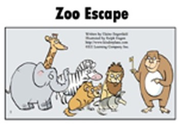 Zoo Literacy and Math Pack