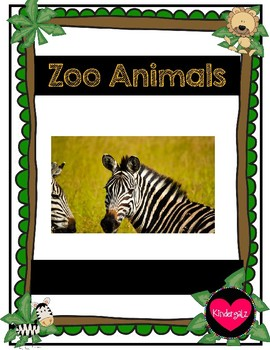 Zoo Look and Find Sight Words