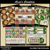 Zoo Math Bundle