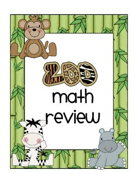 Zoo Math Review