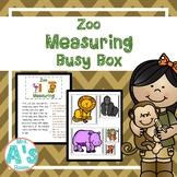 Zoo Measuring Busy Box