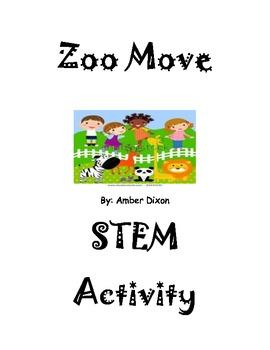 Zoo Move STEM Activity