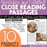 Zoo Close Reading