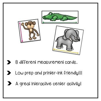 Zoo Non-Standard Measurement